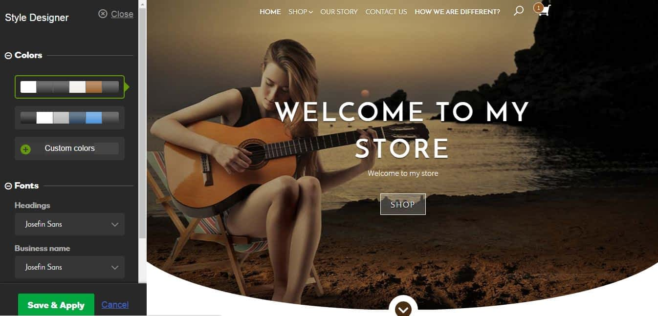 GoDaddy Online Store Review 2020 | Will Its eCommerce Fit For You?