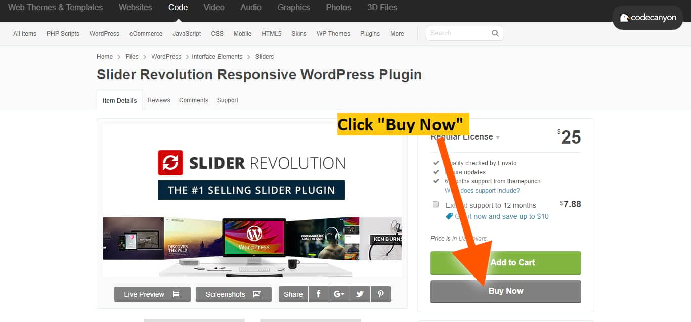 Use this plugin to make an amazing website