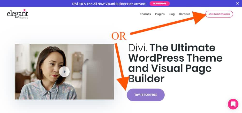 divi builder download
