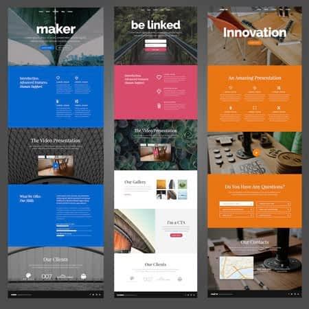 divi website examples