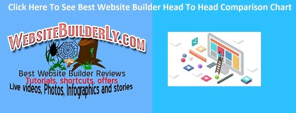 Click Here To See The Best Website Builders Of 2020 Review & Comparison Chart