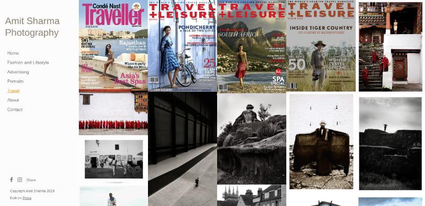 Best photography website Amit Sharma