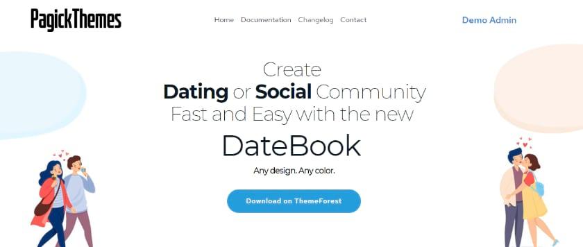 Datebook Screenshot