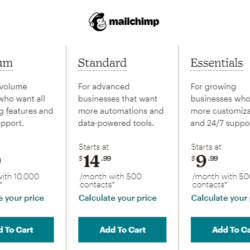 Mailchimp Pricing & Plans 2021 - How To Avoid Extra Cost?