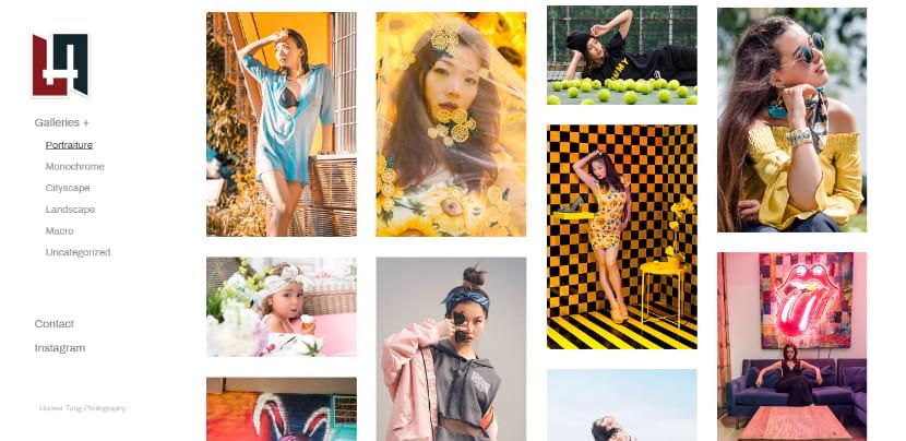 best photography website hoovertung