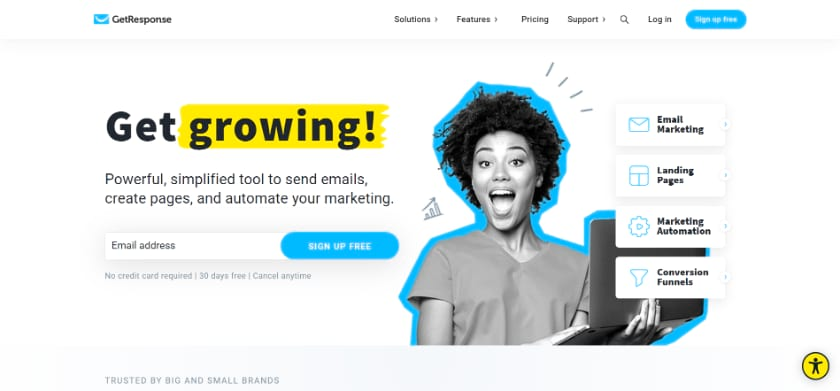 GetResponse Review 2021 - 10 Pros & 8 Cons You Should Know