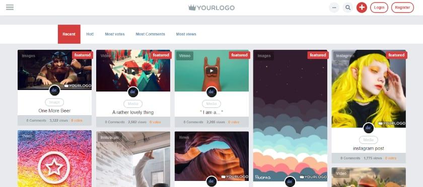 KingMedia screenshot