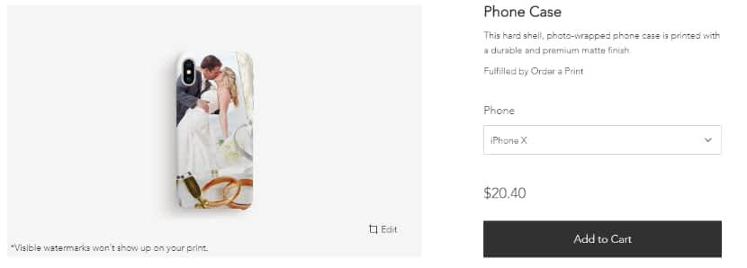 photo print phone case