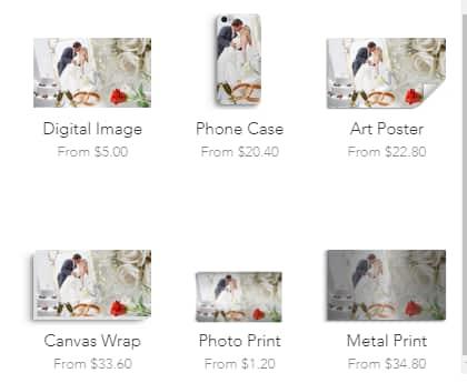 photo print types