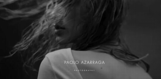 photography website Paolo Azarraga